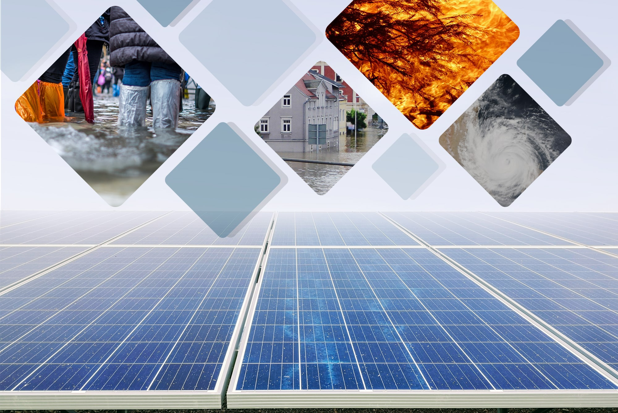 Protecting Your Solar System Before and After an Emergency Fire, Flood or Storm