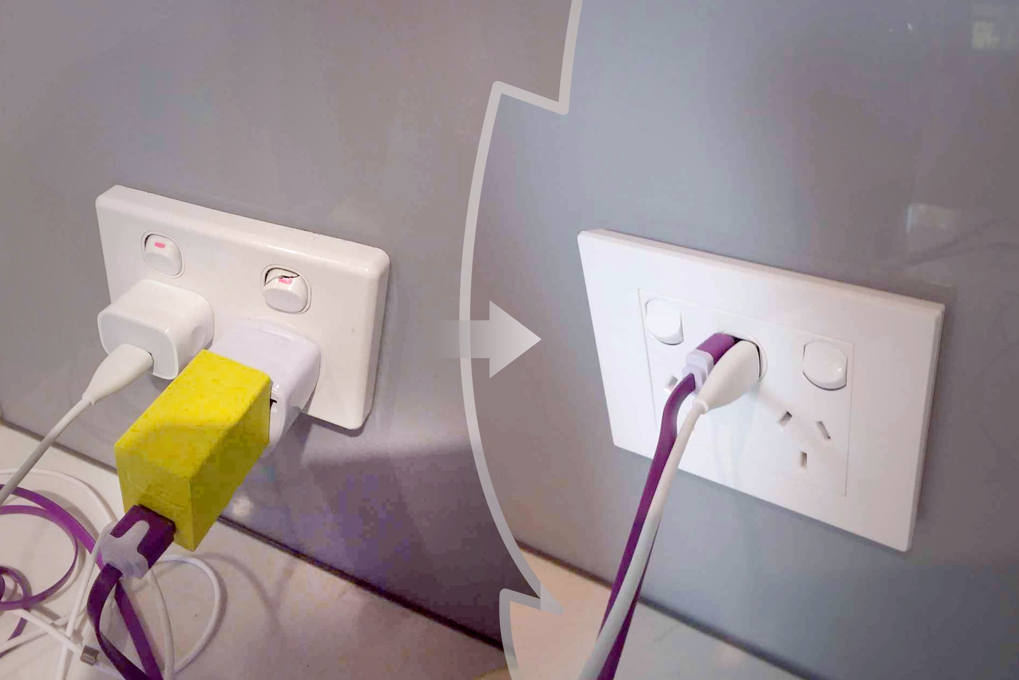 Is It Time to Upgrade Your Home's Regular Outlets with USB Powerpoints in Ballarat?